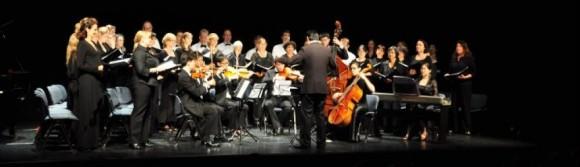 IFC Spring Concert 2010 Handel's Dixit Dominus
