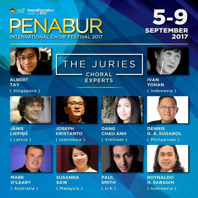Penabur Choral Competition
