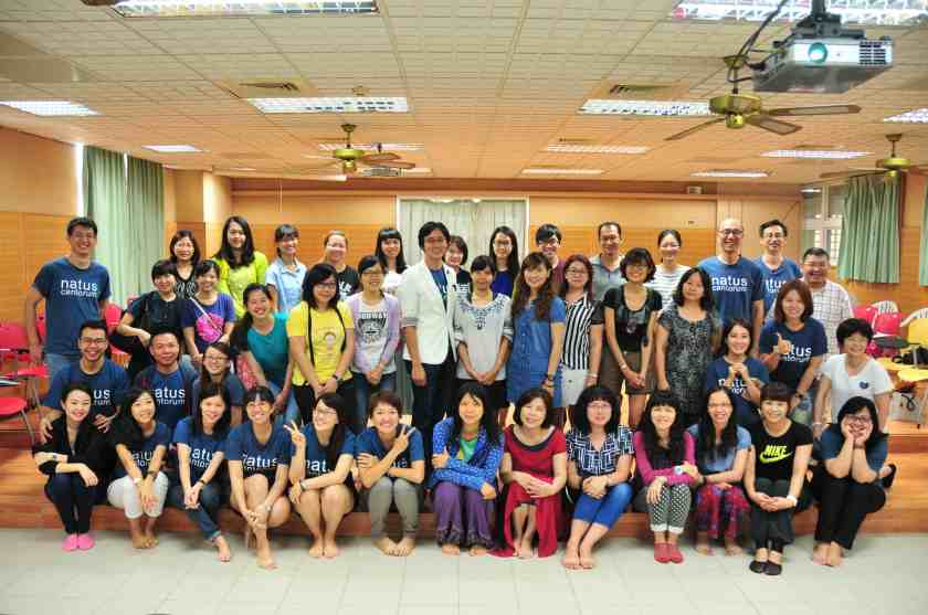 Kaohsiung Masterclass Participants. Photo credits to Yun-Hsuan CHIU.