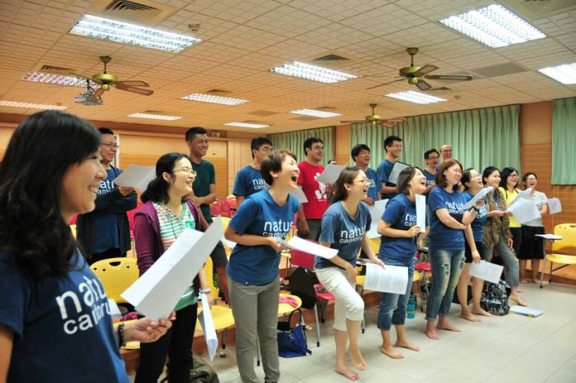 Natus Cantorum in Kaohsiung. Photo credits to Yun-Hsuan CHIU.