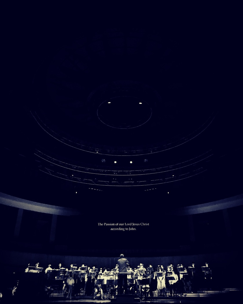 A Tapestry of Sacred Music 2019 Arvo Part Passio